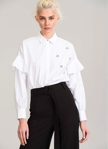 Taşlı Gömlek-People By Fabrika